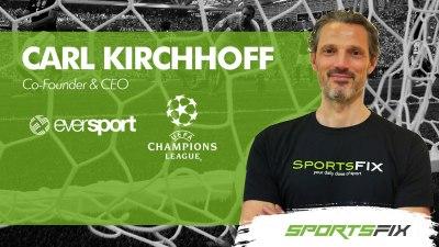 SportsFix CEO Carl Kirchhoff